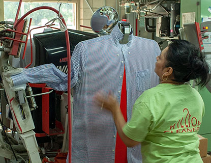 Shirt Iron Robot Dry Cleaner Encino