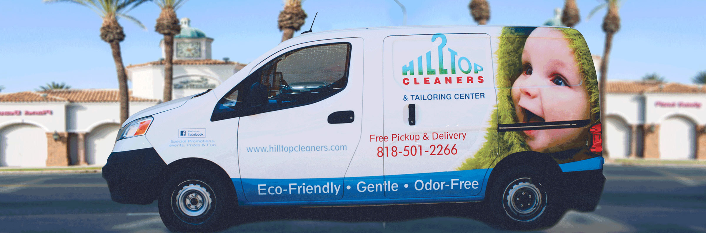 Dry Cleaner in Encino