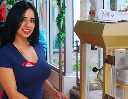 Hilltop Cleaners Counter Girl Dry Cleaners Encino